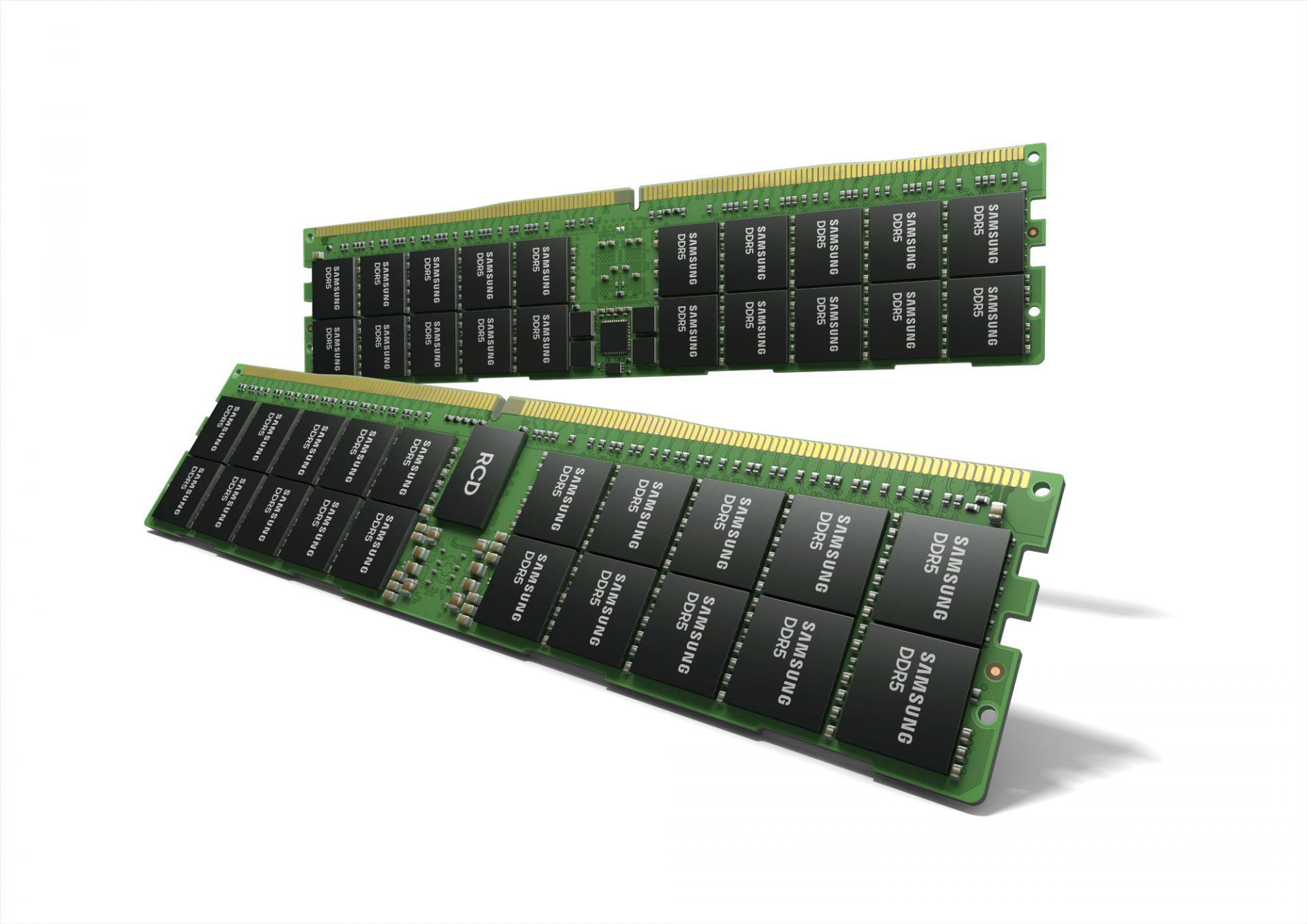 DDR5 memory module