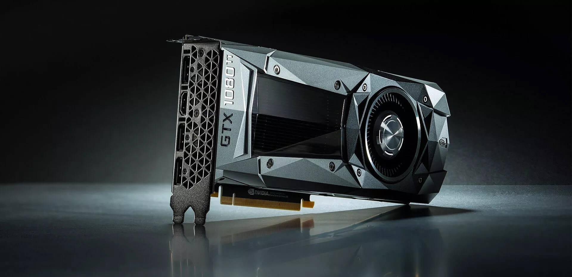 GPU 1080ti