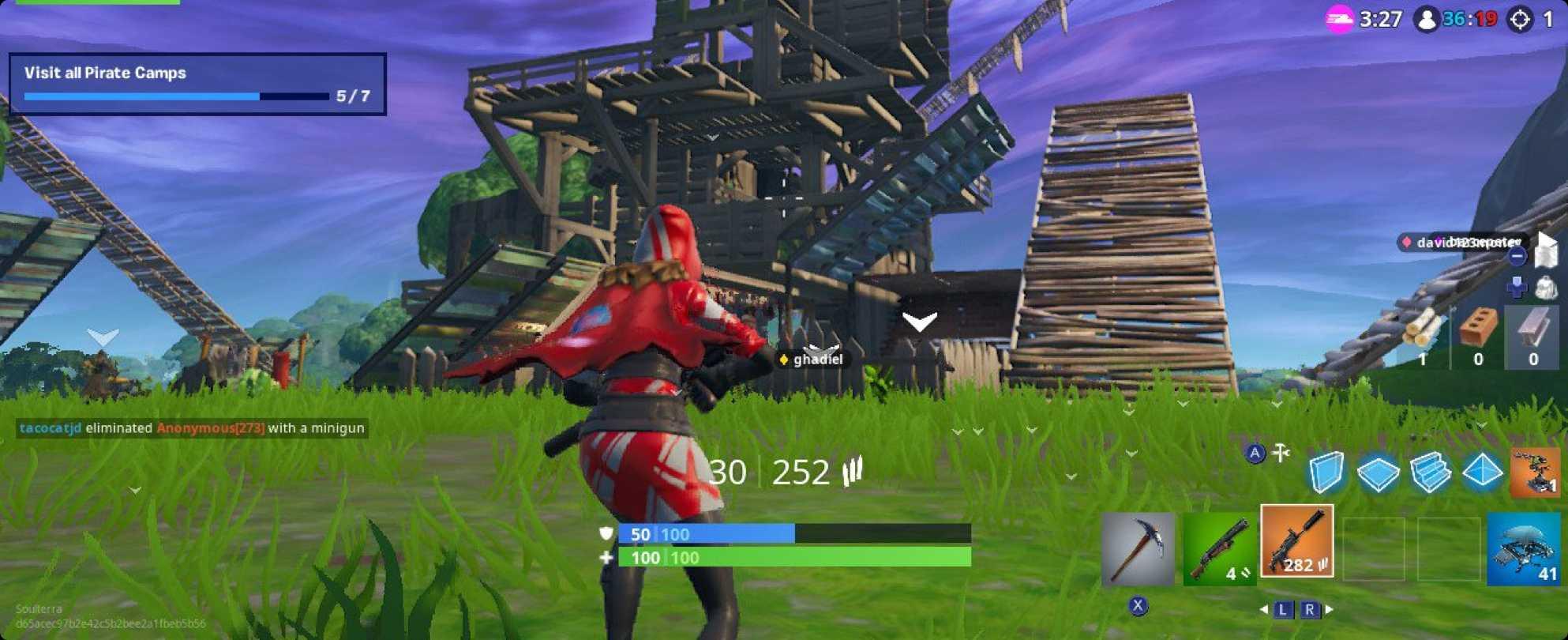 fortnite gameplay