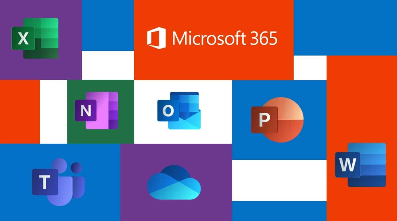 Microsoft Office 365 baner
